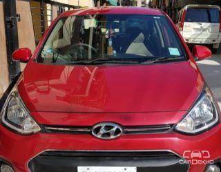 2015 Hyundai Xcent 1.2 Kappa S Option