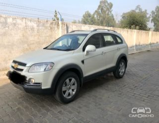 2011 Chevrolet Captiva Captiva XTREME