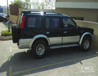Used Black Ford Endeavour Cars In Pune 2 Second Hand Cars For Sale With Offers
