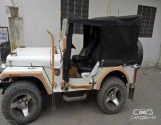 1989 Mahindra Jeep CJ 500 DI