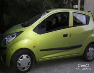 2011 Chevrolet Beat PS