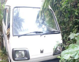 2002 Maruti Omni BSIII 8-STR W/ IMMOBILISER