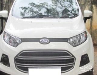 2017 Ford Ecosport 1.5 Petrol Trend Plus AT