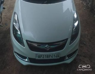 2017 Maruti Swift Dzire AMT ZDI