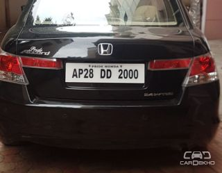 2009 Honda Accord 2.4 Elegance A/T