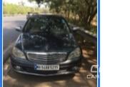 2009 Mercedes-Benz C-Class C 220 CDI Elegance AT