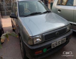 2001 Maruti Zen LX - BS III