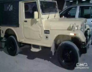 1993 Mahindra Jeep MM 540 DP