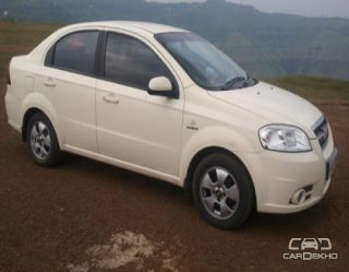 2008 Chevrolet Aveo 1.4 LS Limited Edition