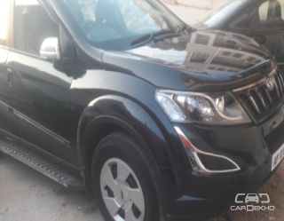 2016 Mahindra XUV500 AT W6 2WD