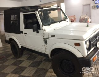 2004 Maruti Gypsy King Soft Top MPI BSIV