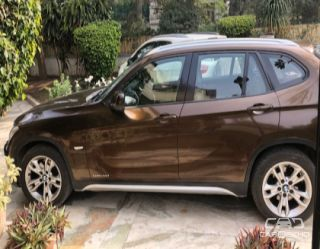 2010 BMW X1 2010-2012 sDrive20d