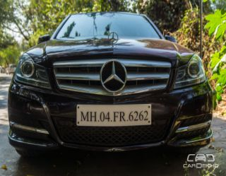 2012 Mercedes-Benz C-Class C 220 CDI BE Avantgarde