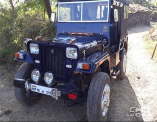 1989 Mahindra Jeep CJ 500 DI