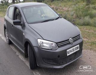 2013 Volkswagen Polo Diesel Trendline 1.2L