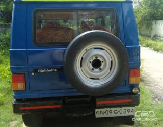 1997 Mahindra Jeep Commander 750 DI