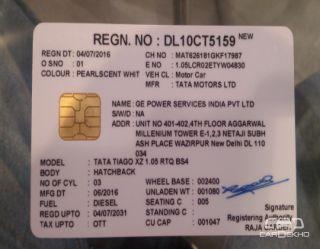 2016 Tata Tiago 1.05 Revotorq XZ