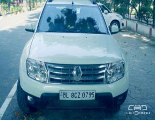 2013 Renault Duster 85PS Diesel RxL Optional
