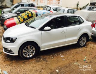 2017 Volkswagen Ameo 1.5 TDI Highline AT
