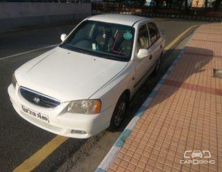 2004 Hyundai Accent CRDi