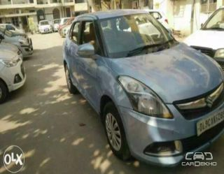 2015 Maruti Swift Dzire VXI