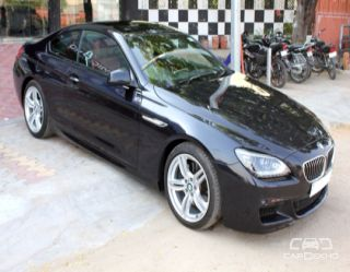 2013 BMW 6 Series 640d Coupe