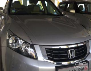 2008 Honda Accord 2.4 AT