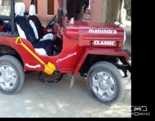 1998 Mahindra Jeep Classic