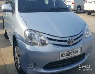 2014 Toyota Etios Liva GD Safety