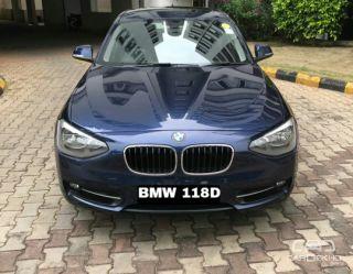 2014 BMW 1 Series 118d Sport Line