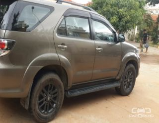 2015 Toyota Fortuner 4x4 AT
