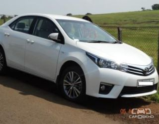 2014 Toyota Corolla Altis VL AT