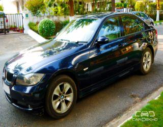 2007 BMW 3 Series 320d Sedan