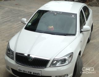 2013 Skoda Laura Ambition 2.0 TDI CR AT