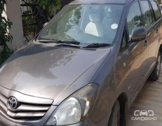 2010 Toyota Innova 2.5 GX (Diesel) 8 Seater BS IV