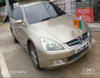 2004 Honda Accord VTi-L MT