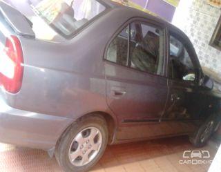 2000 Hyundai Accent GLE