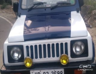 1999 Maruti Gypsy King Soft Top BSII
