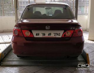 2006 Honda City ZX GXi
