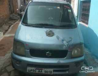 2002 Maruti Wagon R AMT VXI