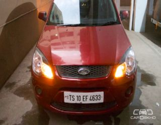 2009 Ford Fiesta 1.6 Duratec EXI Ltd