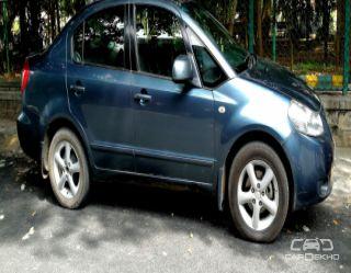 2008 Maruti SX4 Zxi with Leather BSIII