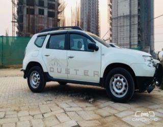 2015 Renault Duster 85PS Diesel RxE
