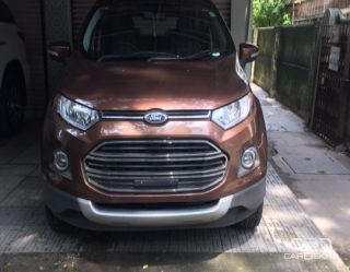 2016 Ford EcoSport 1.5 Ti VCT AT Titanium BE