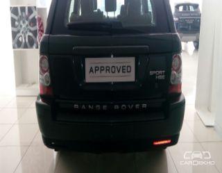 2011 Land Rover Range Rover Sport TDV6