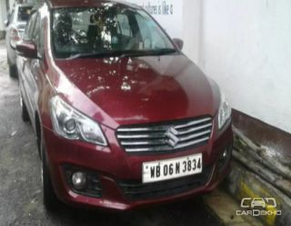 2016 Maruti Ciaz VXi Option