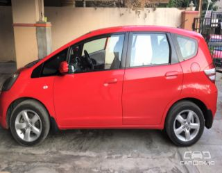 2011 Honda Jazz Select Edition