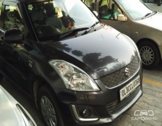 2016 Maruti Swift LXI Optional-O