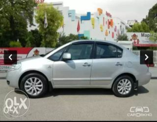 2011 Maruti SX4 ZXI AT Leather