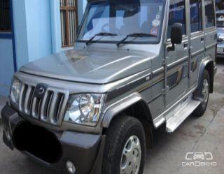2008 Mahindra Bolero Plus - AC BSIII